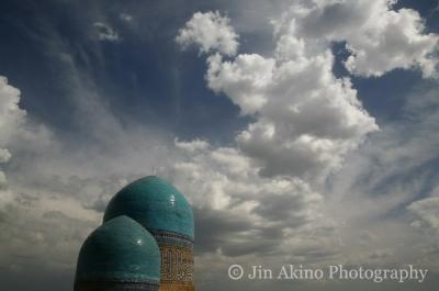 シルクロード・ウズベキスタンの建築文化